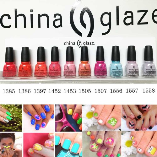 Лак за нокти China Glaze промоция