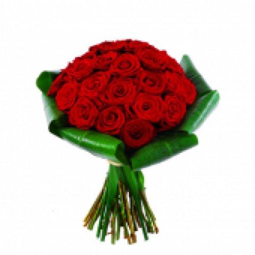 - Червени рози - 29бр.