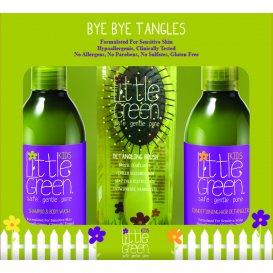 Комплект с четка за деца/ Kids Bye Bye Tangle with Brush