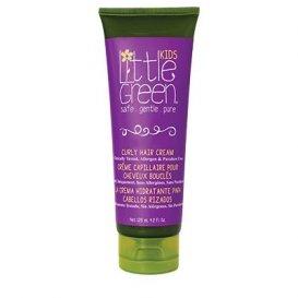 Крем за къдрава коса/Curli Hair Cream Little Green Kids 125мл.