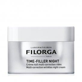 Нощен крем против бръчки Filorga Time-Filler Night 50ml