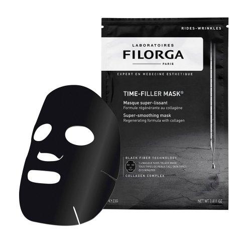 Маската черни фибри Filorga TIME - FILLER MASK, 12бр