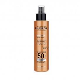 Слънцезащитно сухо олио Filorga UV BRONZE BODY 150ml