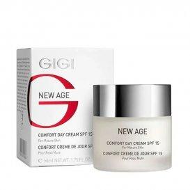 Хидратиращ дневен крем за зряла кожа Gigi New Age Comfort Day Cream 50ml