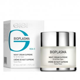 Нощен крем сублим GIGI Bioplasma Night Cream Supreme 50ml