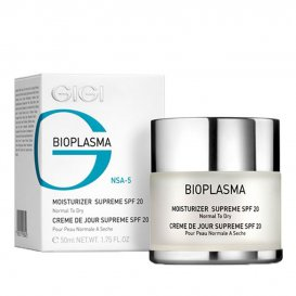 Oвлажняващ крем за нормална и суха кожа GIGI Bioplasma Moisturizer Cream 50ml.
