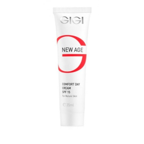 Серия за зряла кожа с фитоестрогени 40+ / NEW AGE LINE - Дневен крем с фитоестрогени / Day Cream SPF15 50ml.