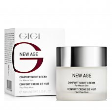 Регенериращ нощен крем за зряла кожа Gigi New Age Comfort Night cream 50ml