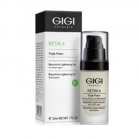 Избелващ серум за деликатни зони Gigi Retin A Triple Power RejuvIntim Lightening Gel 30ml