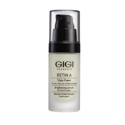 Избелващ серум Gigi Retin A Triple Power Brightening Serum 30ml
