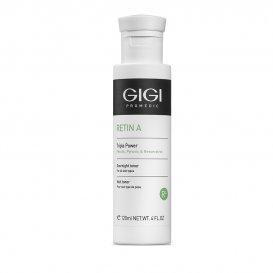 Почистваща пяна с 10% гликолова киселина Gigi Triple Strength Retin A Foaming Cleancer 10% Clycolic Acid 120ml