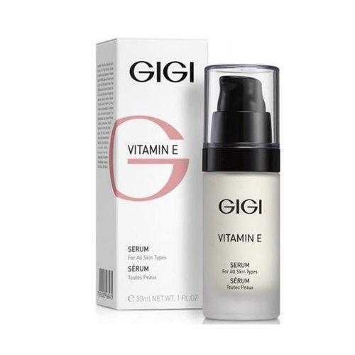 Антиоксидантен серум с вит. Е за всеки тип кожа GIGI VIT E SERUM 30ml.