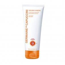 Хидратиращо слънцезащитно мляко с SPF15 Germaine De Capuccini 200ml