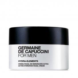 Хидратиращ крем за мъже Germaine De Capuccini Hydra-elements 50ml