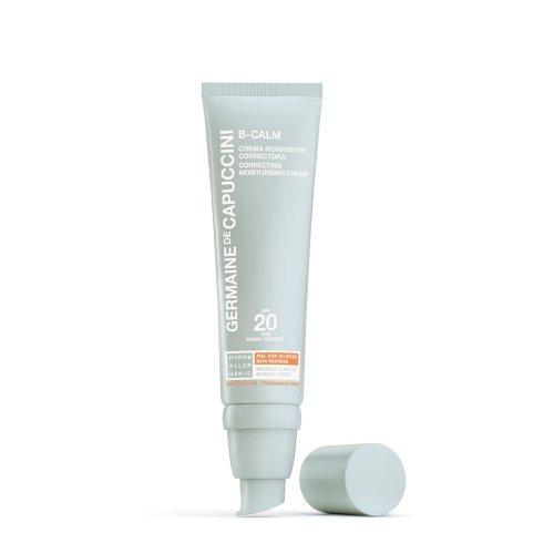 Тониращ крем - чувствителна кожа SPF20 Germaine De Capuccini 50ml
