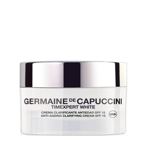 Избелващ крем SPF15 Germaine De Capuccini Timexpert White 50ml