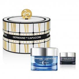 Коледен комплект Защита с кислород Germaine De Capuccini
