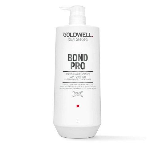 Възстановяващ балсам за изтощена коса Goldwell Bond Pro 1000ml