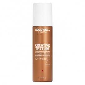 Текстуриращ спрей за коса със силна фиксация Goldwell Texturizing Mineral Spray 200мл.