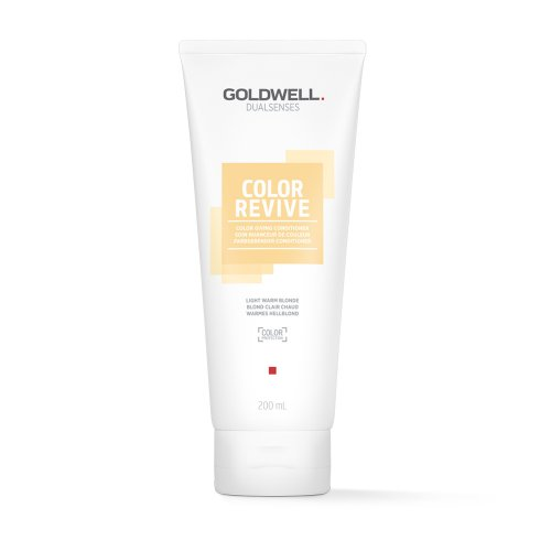 Оцветяващ балсам Топло светло русо Goldwell Color Revive Light Warm Blonde 200ml