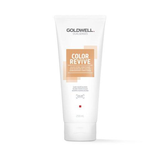 Оцветяващ балсам Тъмно топло русо Goldwell Color Revive Dark Warm Blonde 200ml