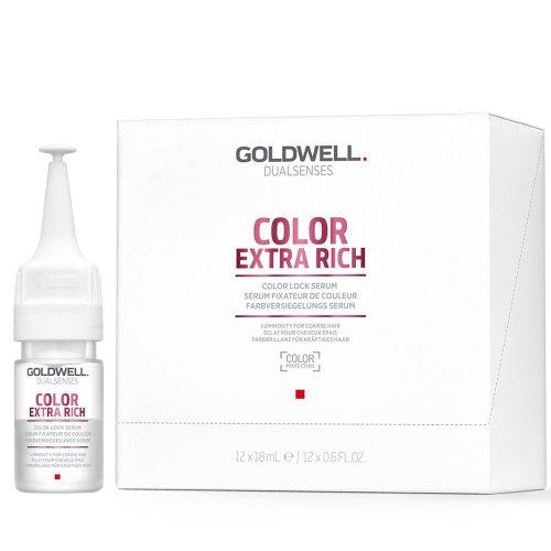 Ампули за боядисаната коса без отмиване Color Extra Rich Color Lock 12х18мл