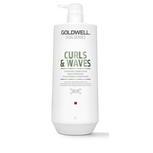 Балсам за къдрава коса Goldwell Dualsenses Curls and Waves Conditioner  1000ml