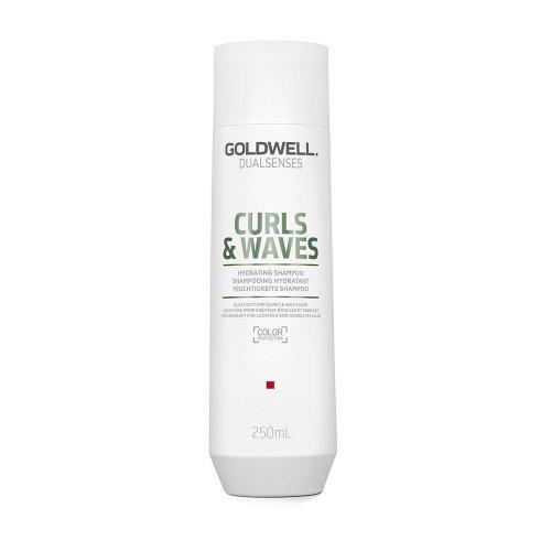 Шампоан за къдрава коса Goldwell Dualsenses Curls and Waves Shampoo 250ml