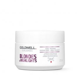 Маска за руса коса и кичури Goldwell Dualsenses Blondes&highlights 60sec Treatment 200ml