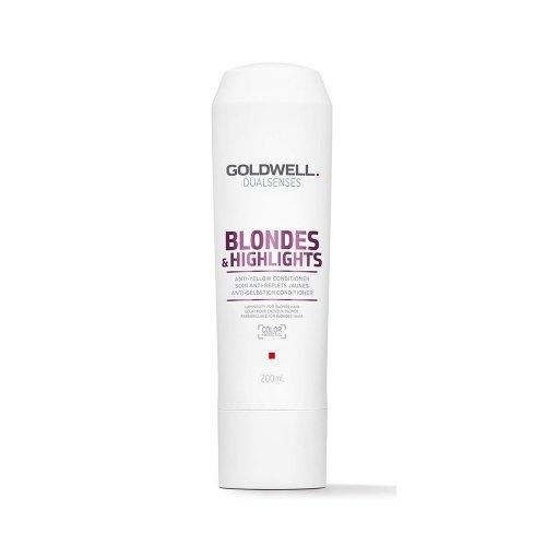Балсам за руса коса и кичури Goldwell Dualsenses Blondes&highlights Conditioner 200ml