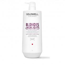 Шампоан за руса коса и кичури Dualsenses Blondes and Highlights Shampoo 1000ml