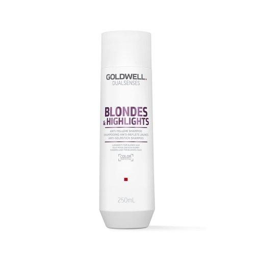 Шампоан за руса коса и кичури Goldwell Dualsenses Blondes&highlights Shampoo 250ml