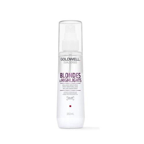 Спрей без отмиване за русa косa и кичури Goldwell Dualsenses Blondes&highlights Serum Spray 150ml