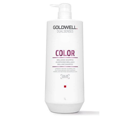 Шампоан за фина и нормална боядисана коса Goldwell Dualsenses Color Shampoo 1000ml