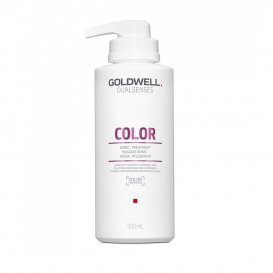 60 секундна маска за боядисана коса Goldwell Color Brilliance 60s TRT 500ml