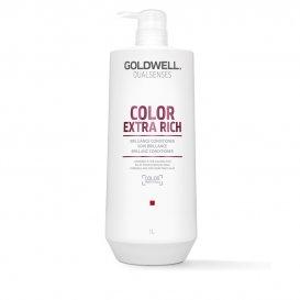 Балсам за боядисана увредена коса Goldwell Color Extra Rich Conditioner 1000ml