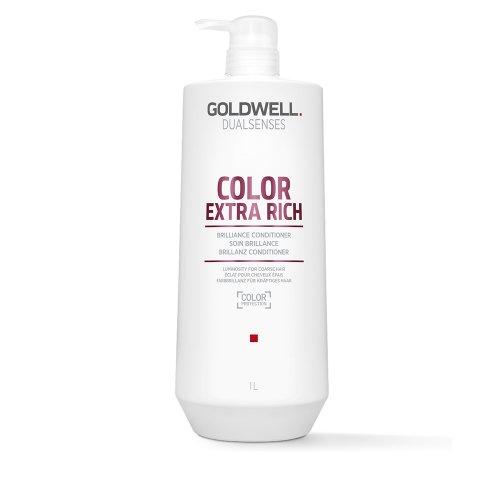 Балсам за боядисана и увредена коса Goldwell Color Extra Rich Conditioner 1000ml