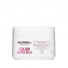 Интензивна 60 секундна маска за боядисана и изтощена Color Extra Rich 60sec Treatment 200ml
