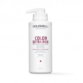 Интензивна 60 секундна маска за боядисана и изтощена Color Extra Rich 60sec Treatment 500ml