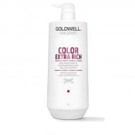 Шампоан за боядисана увредена коса Goldwell Color Extra Rich Shampoo 1000ml