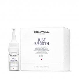 Ампули за непокорна и чуплива коса Goldwell Just Smooth Intensive Taming Ser 12x18ml