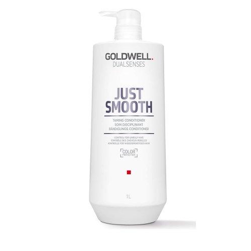 Балсам за непокорна и чуплива коса Goldwell Just Smooth Taming Cond 1000ml