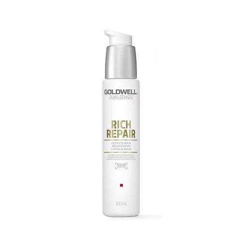 Възстановяващ серум за коса с 6 Ефекта Goldwell Dualsenses Rich Repair 6 effects Serum 100ml