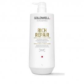 Шампоан за суха и увредена коса Goldwell Dualsenses Rich Repair Shampoo 1000ml