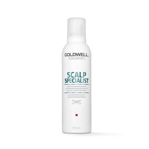 Шампоан-пяна за чувствителен скалп Goldwell Sensitive Foam Shampoo 250ml
