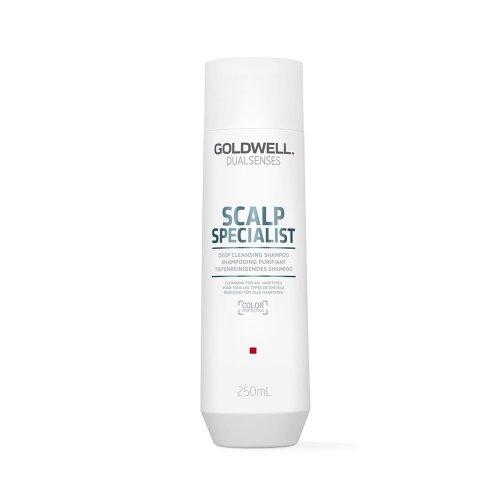 Шампоан за дълбоко почистване Goldwell Dualsenses Scalp Specialist Deep Cleansing Shampoo 250ml