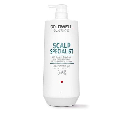 Шампоан за Шампоан за дълбоко почистване Goldwell Dualsenses Scalp Specialist Deep Cleansing Shampoo 1000ml