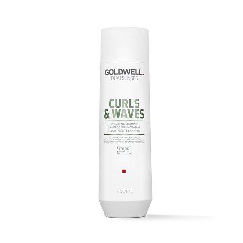 Шампоан за къдрава коса Goldwell Dualsenses Curly Twist Shampoo 250ml