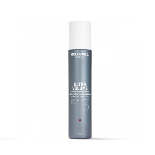 Лак за коса за обем Goldwell Naturally Full Blow-Dry Finish Bodifying Spray 200 ml.