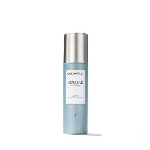Балсам-пяна за обем на фина и тънка коса Kerasilk Repower Volume Foam Conditioner 150ml
